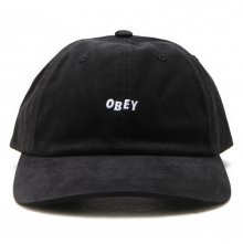 CUTTY 6 PANEL SNAPBACK [100580074-BLK]