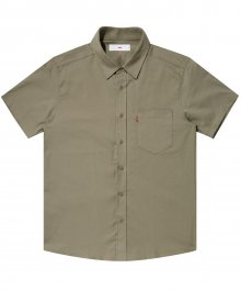 Usual Essential Shirts - BrownKhaki