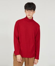 G TURTLENECK [RED]