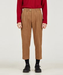 P.W PANTS [BROWN]