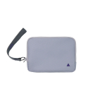 위크에이드(WEEKADE) FAMILY PASSPORT POUCH DOUBLE_Violet Gray