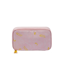위크에이드(WEEKADE) BOTANICAL BEAUTY POUCH DAILY_Pink garden