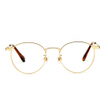 벤시몽아이웨어(BENSIMON EYEWEAR) No.13 Loft-Gold