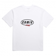 COMIE STAMP T-SHIRT (WHITE)