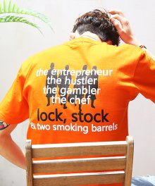 LOCK STOCK GRAPHIC T-SHIRTS OR