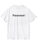 BASIC LOGO SHORT SLEEVE HS [WHITE]