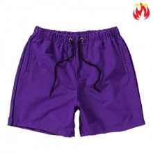 Nylon Hellvn Man Swim Pants - Purple