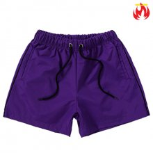 Nylon Hellvn Woman Swim Pants - Purple