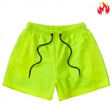 Nylon Hellvn Woman Swim Pants - Neon