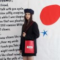 필인더블랭크(FILLINTHEBLANK) Blank Mini Cross Bag (red)