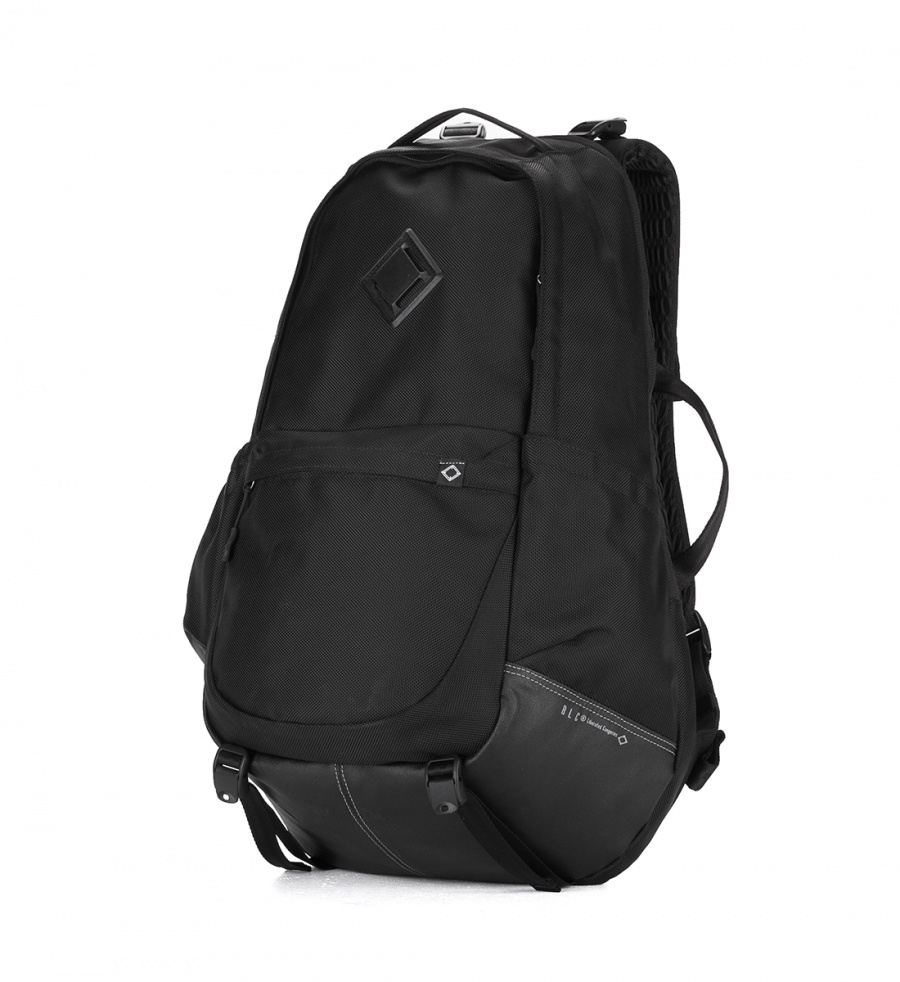 비엘씨브랜드(BLCBRAND) N390 GRAVITY BACKPACK - BLACK