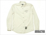 2010 S/S COLLECTION NATURE HERRINGBONE SHIRT