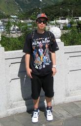 쩌는 날씨의 홍콩을 다녀왔네여
