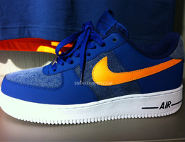 Nike Air Force 1 Summer 2012 Preview
