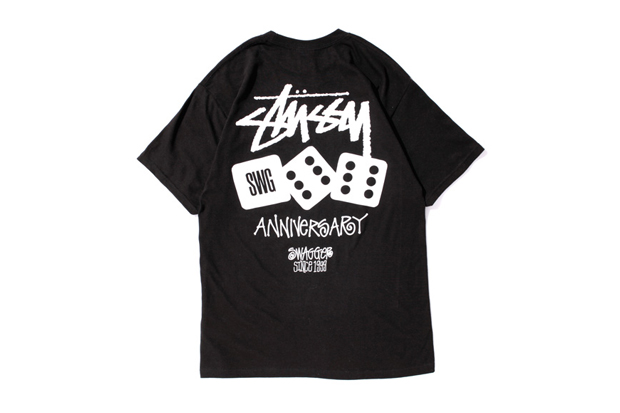 Stussy x Swagger 12th Annivesary Collection