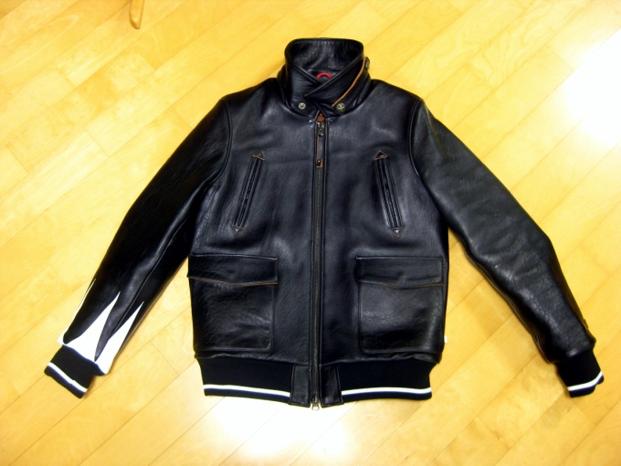 상의 [NSB] Superior G-1 Jacket