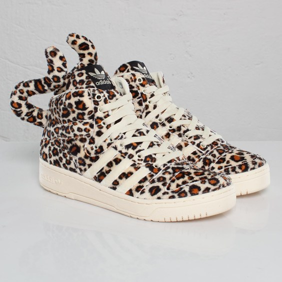 adidas Originals by Jeremy Scott JS Leopard