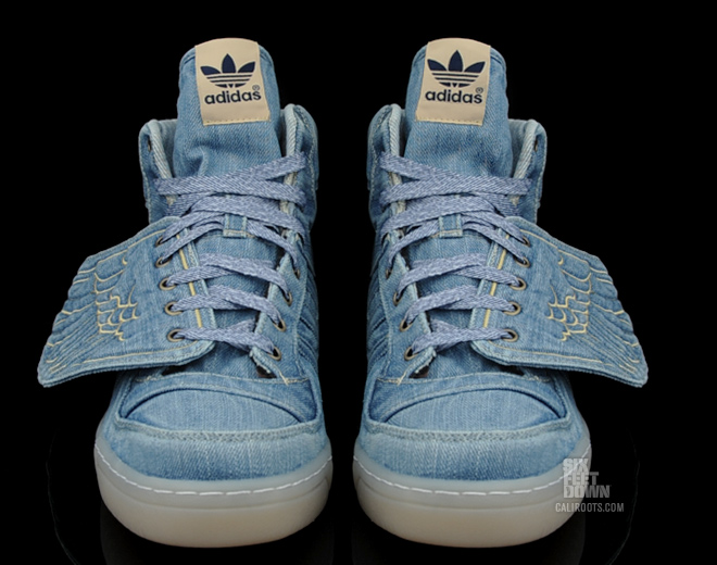 adidas Originals by Jeremy Scott JS Wings Denim