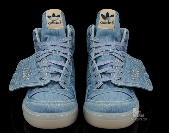 adidas Originals by Jeremy Scott JS Wings Denim