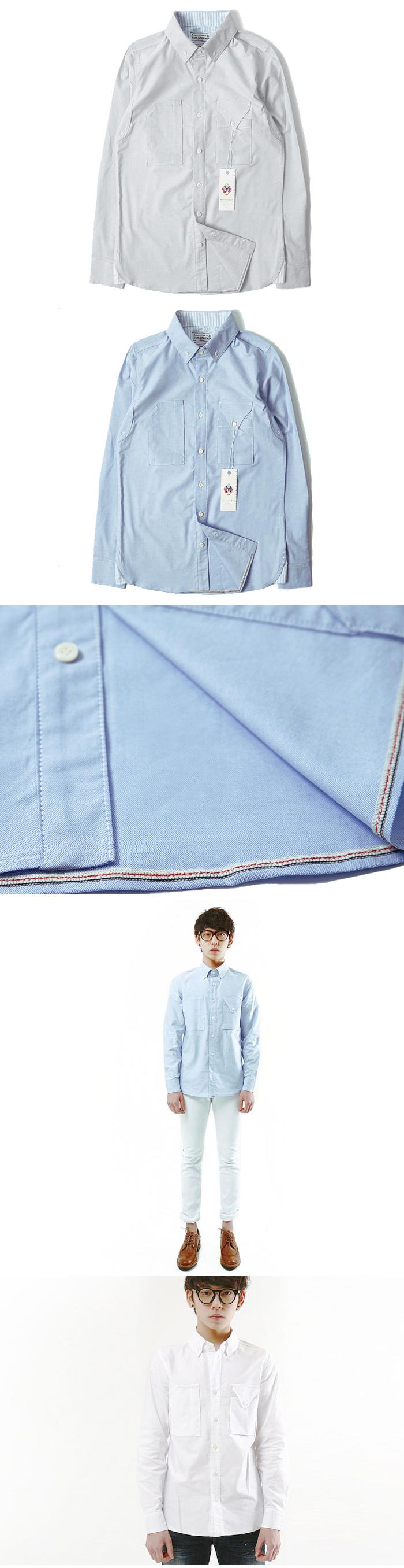 [모디파이드] 쟈켓 / 옥스퍼드 셔츠 / 워싱진 발매 안내