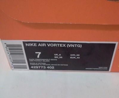 신발 (정보겸리뷰?)nike air vortex vntg,나이키 에어 볼텍스 빈티지