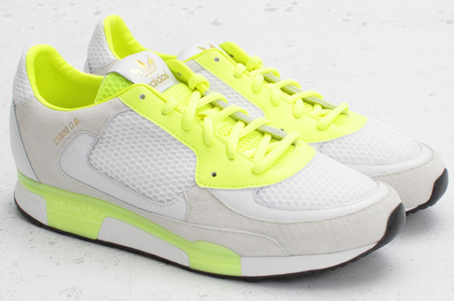 adidas Originals by David Beckham ZX 800 DB | Electric Yellow