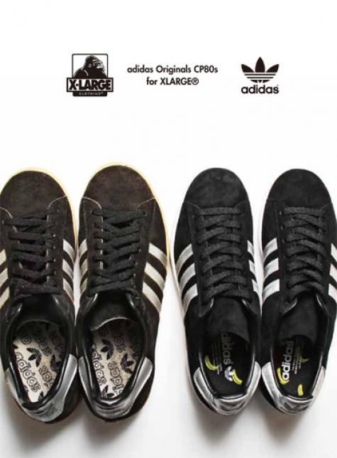 adidas Originals CP80s for XLARGE