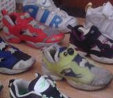 신발 정리하다가..