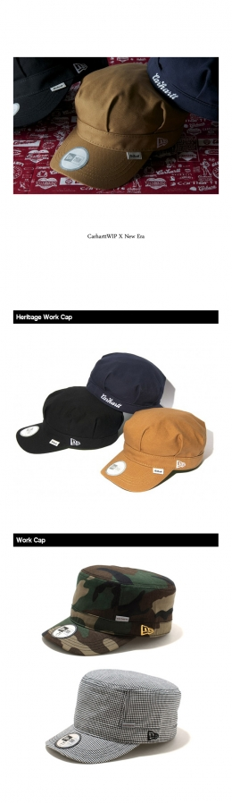 CarharttWIP X New Era