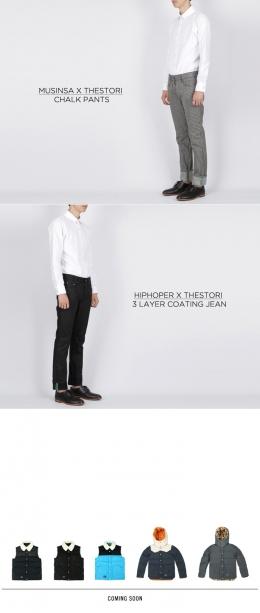 [더스토리] Exclusive Pants 발매소식을 전해드립니다!!