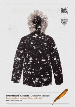 브라운브레스 2012 겨울 컬렉션 Duckdown Product Preview & STAY WARM