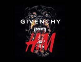 H&M과 Givenchy의 협업에 대한 루머 확산