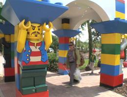 LEGO호텔, 레고랜드 캘리포니아에서 오픈 예정