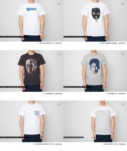 [브라운브레스] 2013 S/S 의류 컬렉션 4차 파트 출시