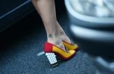 특이한 신발들.