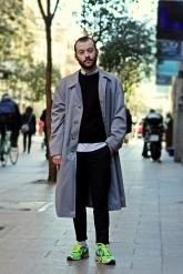 [Street Style] 마드리드 스트릿 패션 - 1월 5주차 / Madrid calle de la moda - quinta semana de enero