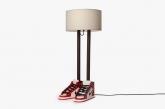 나이키 매니아를 위한 램프.