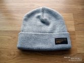 UNDERCONTROL BEANIE / LOOSE FIT / AC / LIGHT GREY (박스 패키지)