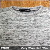 겨울에 멋스러운 스트라이크 니트(STRIKE Cozy Warm Knit Wear )