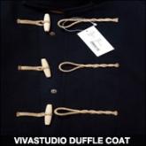 올 겨울 대세코트 비바스튜디오 더플코트, 떡볶이코트 (VIVASTUDIO DUFFLE COAT)