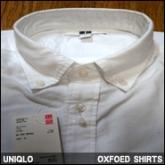 유니클로 옥스포드셔츠,화이트셔츠