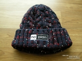 DAMP 비니 NEW WAVE NO PLAN BEANIE