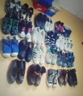 소박한 신발들입니다~~~~