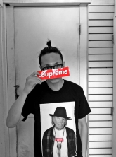 Supreme X Neil Young 2015