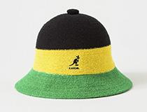 스투시(Stussy)와 캉골(Kangol)이 만나서 탄생한 버뮤다햇(Burmuda Hat)