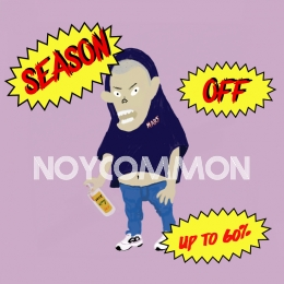 노이커먼 16SUMMER SEASON OFF!! (UP TO 60%)