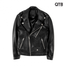 QT8 16 A/W  ′ LEATHER RIDER JACKET ′ 발매 !