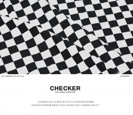 "COVERNAT THIS WEEK CURATING ""CHECKER"""