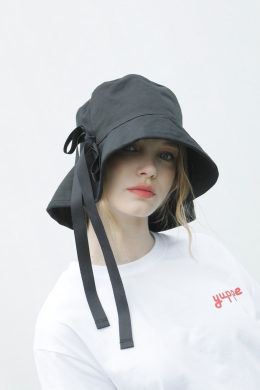 [YUPPE] ribbon bucket hat 20% 세일