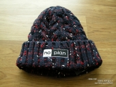 기타_DAMP 비니 NEW WAVE NO PLAN BEANIE